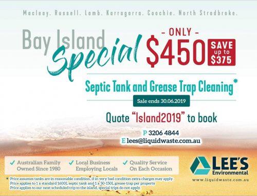 Bay Island Special