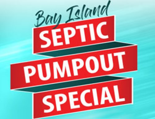 Bay Islands Septic Pumpout Special